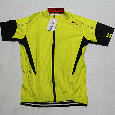 summer cycling clothing sports short sleeve cycling jersey men's size L
