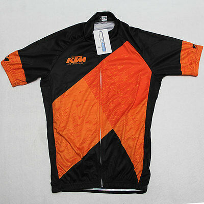 men's cycling jersey summer cycling clothing sports short sleeve size M