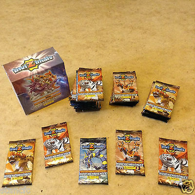 Panini Invizimals Trading Card Game Packets Brand New Official Sealed Packets