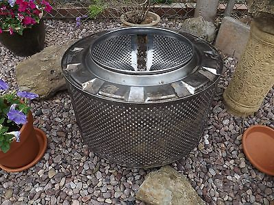Fire Pit Incinerator Burner Patio Heater Bbq Camping Fire Washing Machine Drum