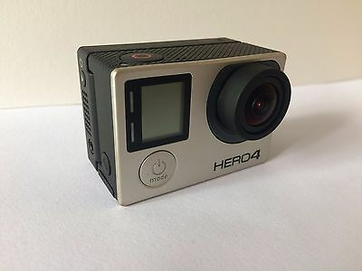 GoPro HERO4 Black Edition Camcorder With Screen!