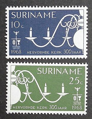 Suriname (1968) Reformed Church / Religion  - Mint (MNH)