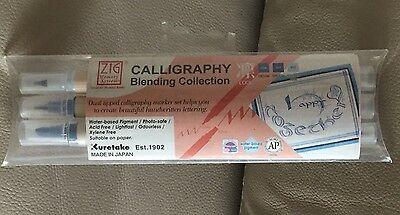 Zig Memory System Calligraphy Blending Collection MS-3400/3VCO