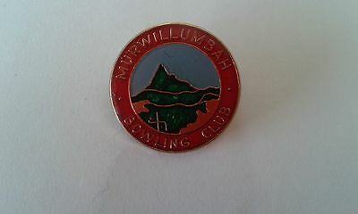 Badge Murwillumbah Bowling Club with pin