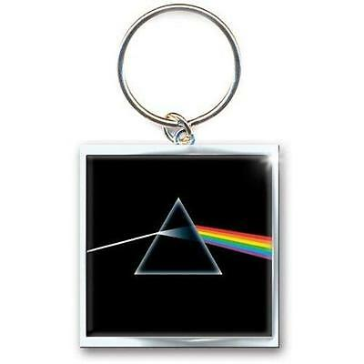 Official Licensed - Pink Floyd - Dark Side Of The Moon Keychain Keyring Rock