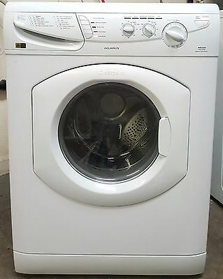 Hotpoint Aquarius Washer Dryer - Fast 1200 Spin - 6Kg Load - White - B Energy