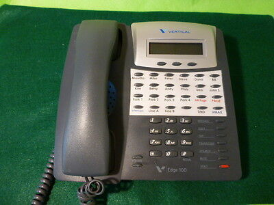 Comdial /  Vertical Edge 100  Telephone - LOT OF 3  -  EP100G-24  CONVERSEip