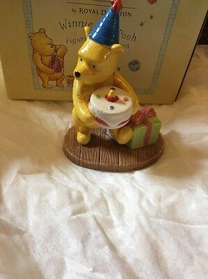 Royal Doulton Winnie The Pooh Figurines