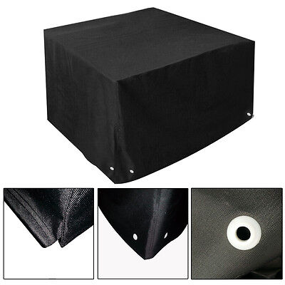 Heavy Duty Garden Furniture Waterproof Rattan Cube Outdoor Dust UV Rain Cover