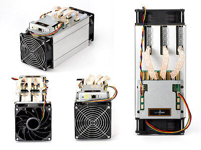 BITMAIN ANTMINER T9/S9 BITCOIN MINER & 1600W PSU APW3 - 12.5TH/s USED + WARRANTY