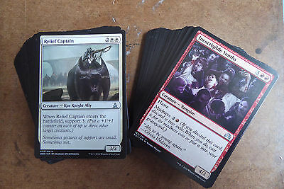 MTG Magic The Gathering Duel Decks - Mono White Ally vs Rakdos Vampires