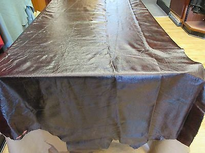 Fabulous Ox Blood/Burgendy Antique Hide, QUALITY HUGE WHOLE HIDE Ref. SOXB 50