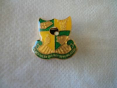 Badge Far Northern QLD District Bowling Assoc with pin