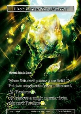 Fow Magic Stone of Nature's Beauty- FOIL -NM VNG3
