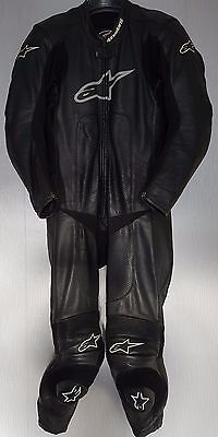 *Alpinestars Octane *One Piece *Motorcycle Leather Suit *Track Race *EU 50 UK 40