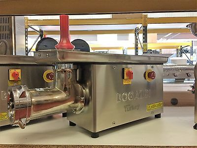 22 Meat Mincer heavy duty commercial / Butcher Mincer with reductor