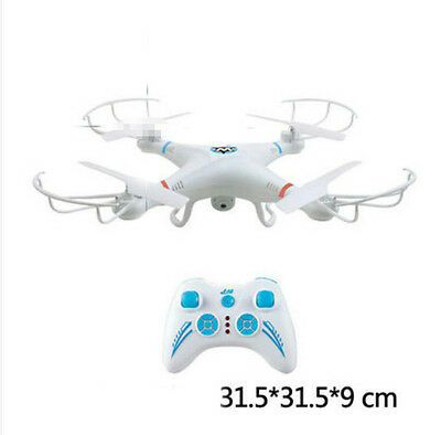 New Length 31.5CM Remote Control Four Axis Aircraft Model Electronic Toys #