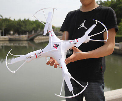 New Length 53CM Remote Control Four Axis Aircraft Model Electronic Toys #