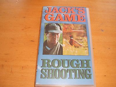 Jack's Game - Rough Shooting video