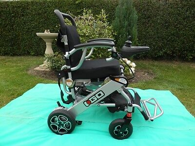 NEW Pride I-Go Powerchair,foldable lightweight electric wheelchair