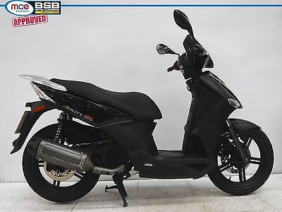 Kymco Agility 125 Hpi Clear ** No Reserve **
