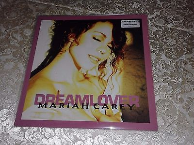 "Mariah Carey ""dreamlover"" Very Rare 12"" Holland 1993 Do You Think Of Me Mint"