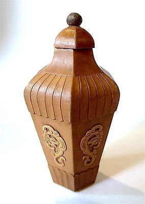 BAMBOO Antique SNUFF Bottle CHINESE DRAGONS
