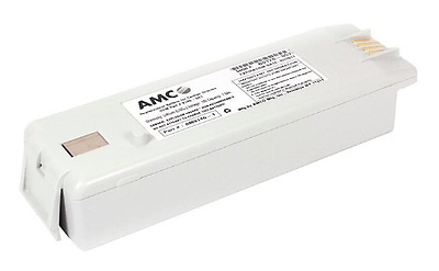 Beige AMCO 9146 Replacement Battery For Cardiac Science Powerheart G3