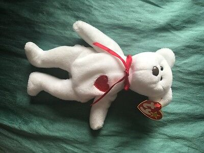 (GENUINE) Valentino Beanie Baby With Two Spelling Mistakes (ORIGIINAL And SUFACE