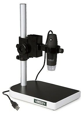 MODEL ISM-PM200S DIGITAL MICROSCOPE W STAND 200x Insize Brand