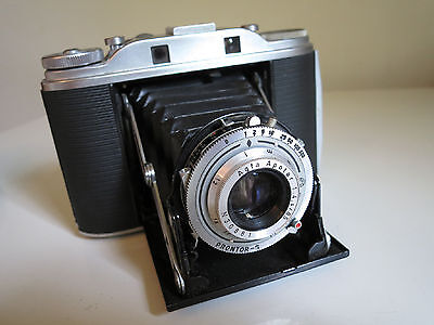 appareil photo a soufflet AGFA  ISOLETTE