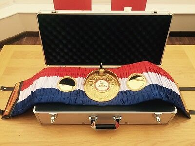 Old Style WBA Super Champion Boxing Belt-Most Accurate Replica