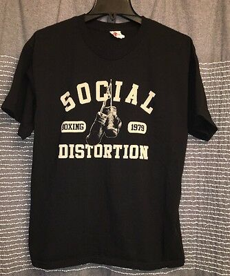 Social Distortion boxing club Mike Ness punk Rock a Billy