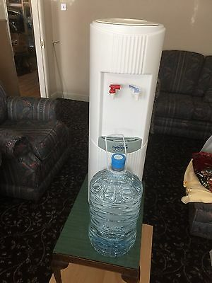 Water Cooler Hot & Cold Refrigerator crystal mountain