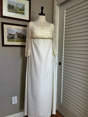 Jane Austen Regency Gown by Iblamejanetoo - U. S. size 4