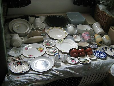 Job Lot Of Pottery Items