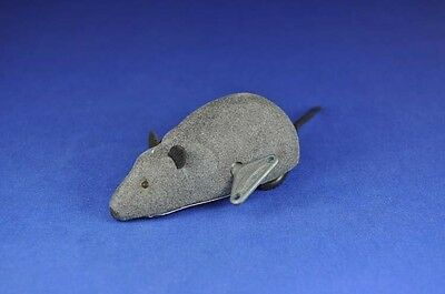 Blech / Tin Toy: Maus mit Aufziehwerk / Mouse with Wind-up Function, ca. 9 cm