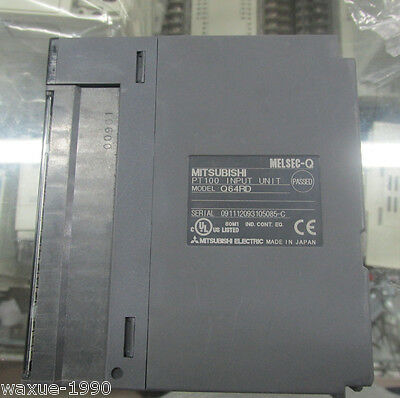Used Mitsubishi module Q64RD tested