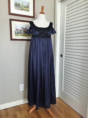 Jane Austen Regency Gown by Iblamejanetoo - U. S. size 6