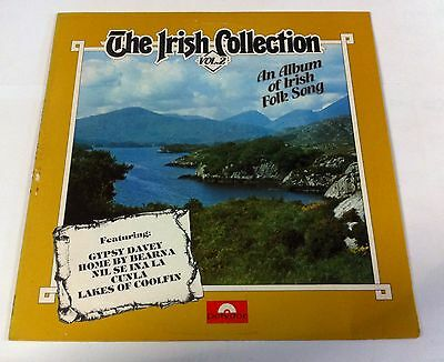 The Irish collection vol.2. MacMurrough, Moore, Munroe, Planxty... Lp.