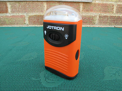 New Jotron Aq5 Multipurpose Strobe Light And Torch With Salt Water Activation
