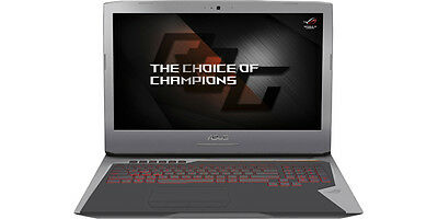 ASUS ROG G752VS-RB71 I7 16G GTX1070 8GB 17.3in Win10 Gaming Notebook - 134014
