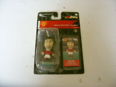 corinthian pro stars george best limited edition, in blister pack  see desc.