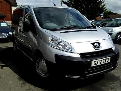 Peugeot Expert 2.0HDi wav wheelchair access accessible disabled car vehicle