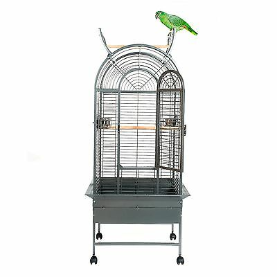 Parrot Cage, The Ecuador, Haiti, Cortez/ suited to an African Grey 2 colours
