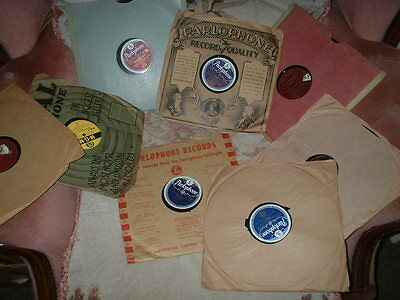 78RPM RECORDS OF JAZZ&SWING-SET OF EIGHT(set 34)