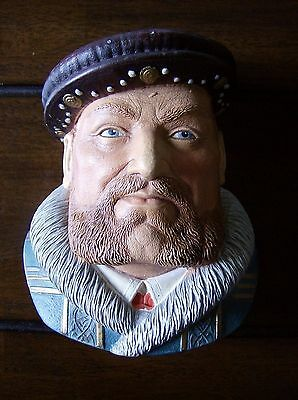 Legend Products Chalk Head King Henry VIII Made IN England