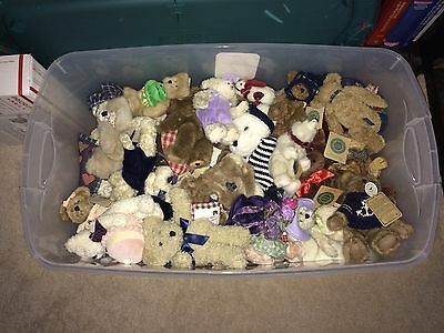 Collection of Boyd's Bears - ~60 Pieces including 2 Exclusives
