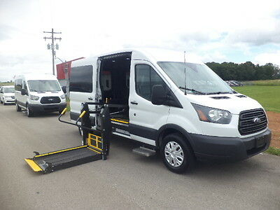 2016 Ford Transit Connect XLT 2016  FORD TRANSIT T150  XLT HANDICAP WHEELCHAIR VAN