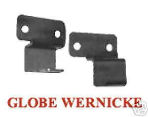 Perfect To Original Release Globe Wernicke® Macey Bookcase Door Hinge Assemblies
